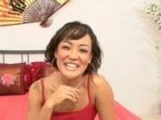 Sexy Asian Beaver Jandi Lin
