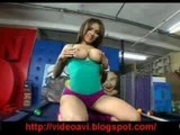 Adrenalynn - Big Tits - Adrenalynn The Nasty Ball