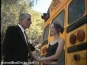 Schoolbus girl - Tracy