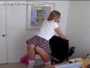 Naughtyathome Schoolgirlplay