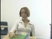 Ashley as Schoolgirl