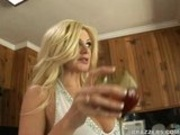 Brittany Andrews Meating The Neighbour