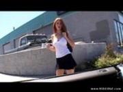 Hot red head- Stephanie Renee