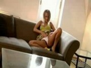 LSGmodels.com babe fingers her pussy deeper