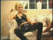 Jill Kelly - Dominatrix in Latex