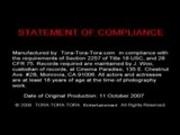 Tora-Tora Platinum 48