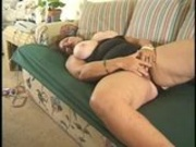 Mature women fucked on the couch