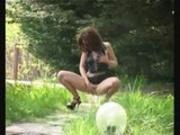 Amateur italian slut anal