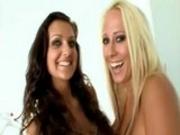 Aletta Ocean and Carla Cox