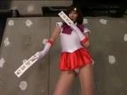 Sailor Moon MILF Cosplay