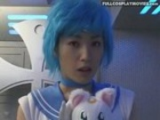 Sailor Mercury Anime Asian Cosplay