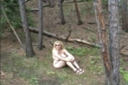 Marilyn in the Wood