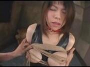 Asian Bondage Lactating
