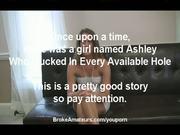 Chubby amateur girl porn audition