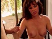 Leopard girl jerks off two guys - Wildlife