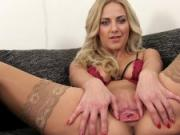 PJGIRLS Macro pussy - Exploration deep inside Nathaly s pussy with speculum