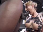 Her Limit - Big Tits MILF Interracial Hardcore ANAL SEX & GAPE - LETSDOEIT