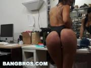BANGBROS - Behind-the-Scenes: Diamond Kitty shakes dat azz!