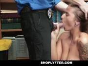 Shoplyfter - Hot Teen Dakota Rain Fucked For Stealing