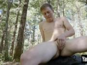 Yanks Trans Leif Blowher Masturbates His Pussy