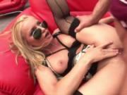 Fhuta - Kathia Nobili loves role-play and ass-fucking