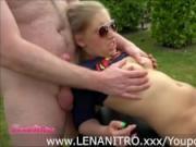 Lena und die VERFICKTE Tattooschlampe