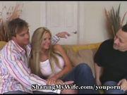 Sharing My Big Tittie Wife