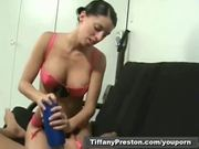 Handjob and Facial - TiffanyPreston part2of2