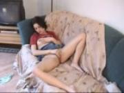 Sweet young Czech Jana solo
