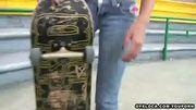 Skater girl gets fucked