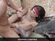 Bonnie Rotten - Bend Ova - Music Video