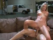 She Fucks For Nothing But Cum - Bluebird Films