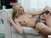 Slut Wife Annika Albrite Cheating with Husbands Best Friend