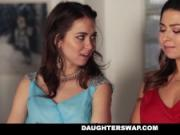 Daughter Swap-Fathers Trade Virgin Daughters on Prom Night