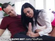 MommyBlowsBest Jasmine Jae Throats Stepson