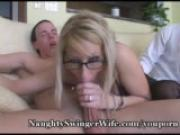 Wife\'s Bazookas Shared With Friend