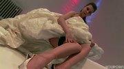 What's under that wedding dress?