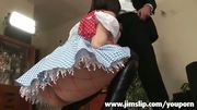 Young cute girl getting fucked by Jim Slip