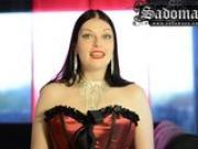 Domina Julina macht das exklusive Sadomaso Interview
