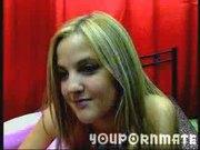 YouPornMate Cherry18 masturbates for the camera