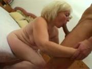 MILF really enjoying herself cumming and going