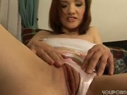 she shows her gaping hole