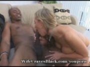 Black Cock Pounds White Wifey