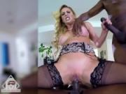 BBC Threesome with Cherie DeVille