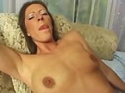 Sperme sur chatte poilu Liza Harper