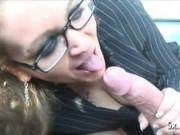 Maths teacher Lola anal fucked