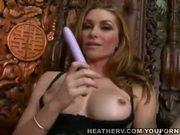 Heather V Pussy Close Up