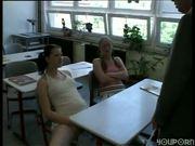 And now they will teach the teacher