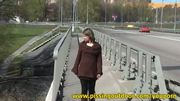 Pissing on the walk