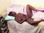 Homemade ebony porn videos compilation with hot black chicks